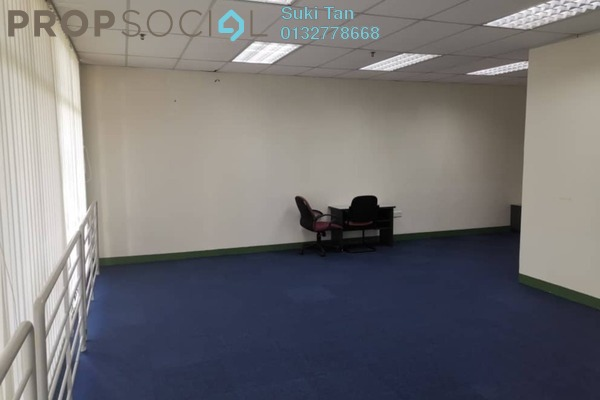 Office For Rent in Metropolitan Square, Damansara Perdana Freehold Semi Furnished 0R/0B 2k