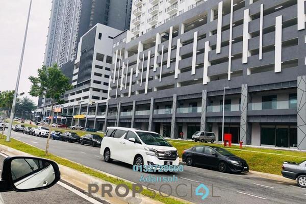 For Rent Shop at The Henge Residence, Kepong Freehold Unfurnished 0R/0B 6.3k