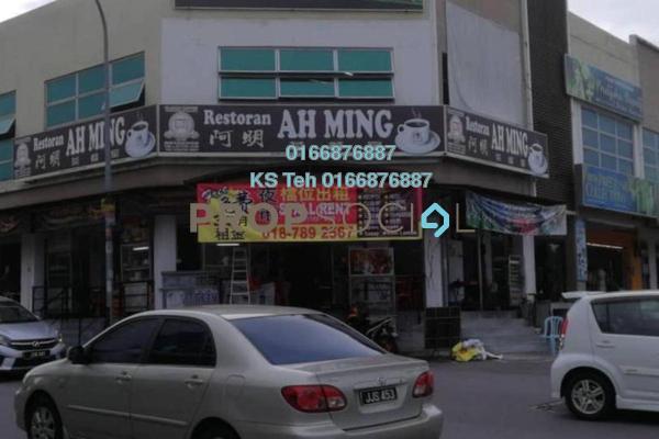 Shop For Rent in Taman Bestari Indah, Ulu Tiram Freehold Unfurnished 0R/1B 4k