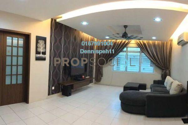 Condominium For Rent in Tebrau City Residences, Tebrau Freehold Fully Furnished 3R/2B 1.6k