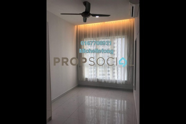 Serviced Residence For Rent in Tropez Residences, Danga Bay Freehold Semi Furnished 1R/1B 1.2k