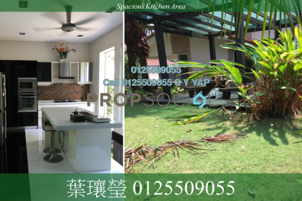 Semi-Detached For Sale in LeVenue, Desa ParkCity Freehold Semi Furnished 5R/6B 5.5m