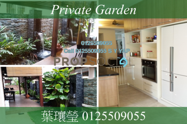 Semi-Detached For Sale in LeVenue, Desa ParkCity Freehold Semi Furnished 7R/6B 3.4m