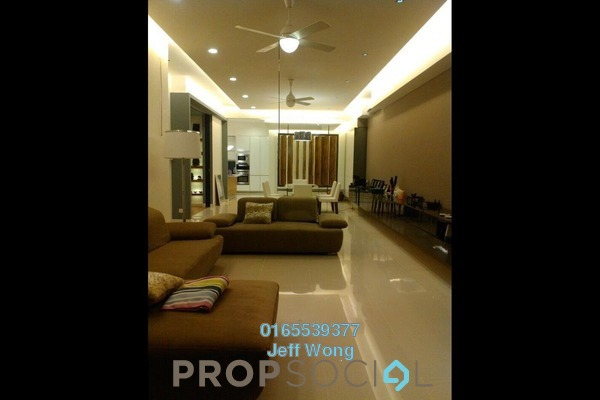 Condominium For Rent in Fettes Residences, Tanjung Tokong Freehold Fully Furnished 4R/4B 5k