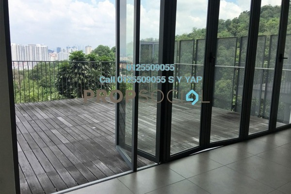 Terrace For Sale in The Mansions, Desa ParkCity Freehold Semi Furnished 5R/8B 5.4m