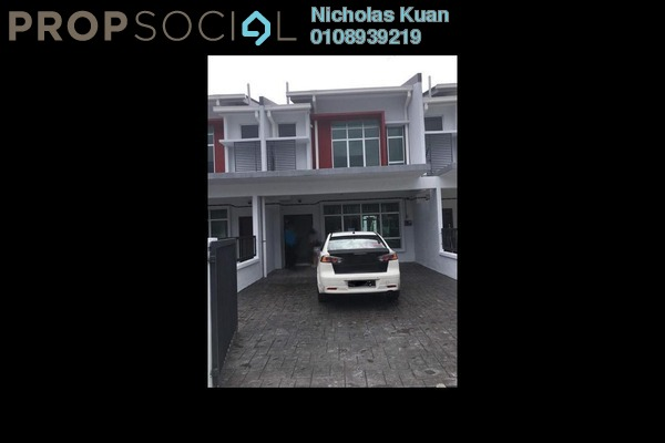 Terrace For Sale in Maplé, HillPark Leasehold Unfurnished 4R/3B 620k