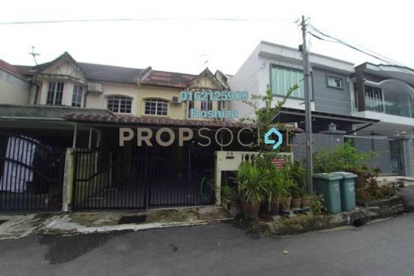 Terrace For Sale in Sri Lojing, Wangsa Maju Freehold Semi Furnished 4R/3B 760k