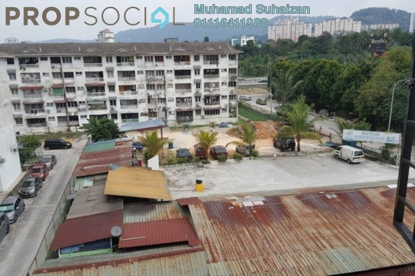 Apartment For Rent in Pandan Lake View, Pandan Perdana Freehold Unfurnished 3R/2B 850translationmissing:en.pricing.unit