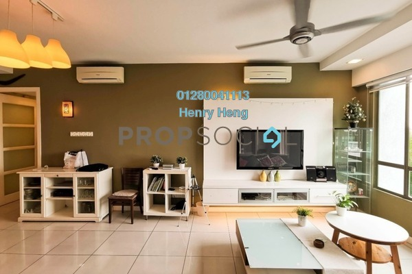 For Sale Condominium at Ara Hill, Ara Damansara Freehold Fully Furnished 3R/2B 1.23m