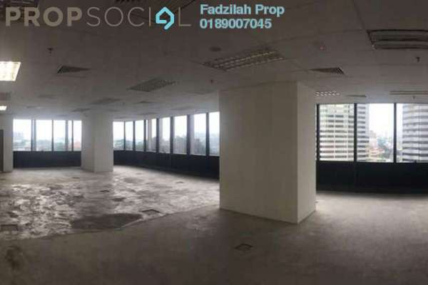Office For Sale in Menara SuezCap, Kuala Lumpur Leasehold Unfurnished 0R/0B 1.87m
