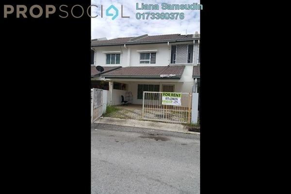Terrace For Rent in Laman Kenanga, Nilai Impian Freehold Fully Furnished 4R/3B 1.8k