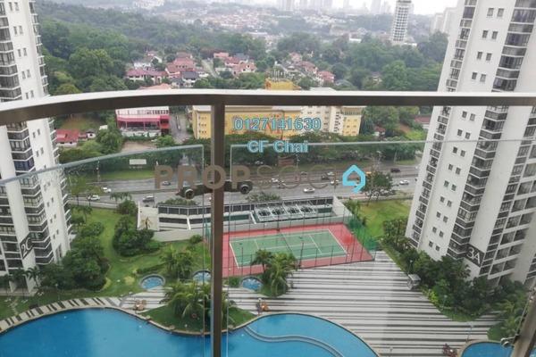 Condominium For Sale in Country Garden Danga Bay, Danga Bay Freehold Semi Furnished 2R/2B 1m