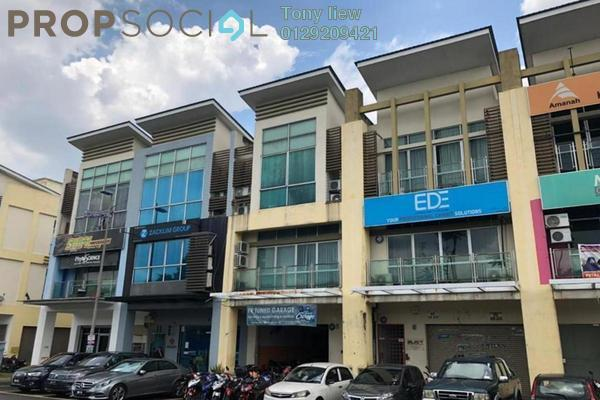 Office For Sale in Pelangi Business Centre, Mutiara Damansara Freehold Fully Furnished 0R/2B 4m