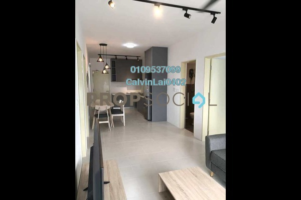 Apartment For Rent in Hamilton Residence, Wangsa Maju Freehold Fully Furnished 3R/2B 1.7k