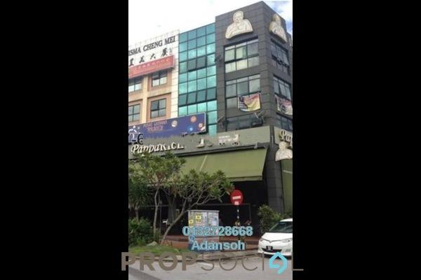 For Rent Shop at Fortune Square, Kepong Freehold Unfurnished 0R/0B 150k