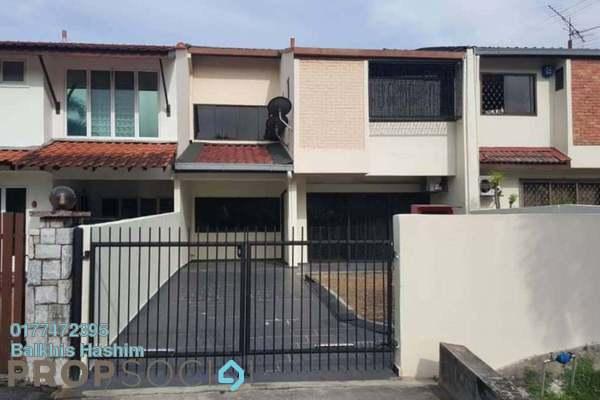 For Sale Terrace at Taman Bangsar, Bangsar Freehold Semi Furnished 5R/3B 1.8m