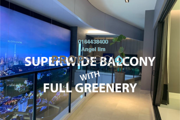 Serviced Residence For Sale in Setia Sky Seputeh, Seputeh Freehold Semi Furnished 3R/4B 3m