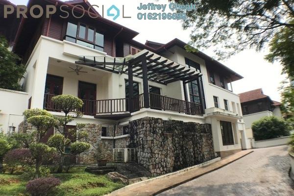 Bungalow For Sale in Sri Bukit Persekutuan, Bangsar Freehold Semi Furnished 5R/5B 8.5m