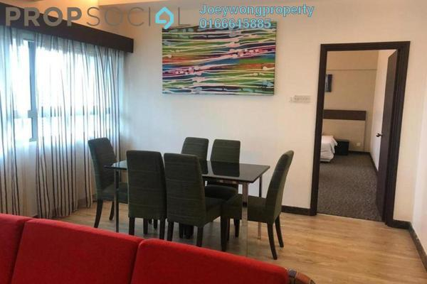 Condominium For Rent in Crown Regency, KLCC Freehold Fully Furnished 4R/3B 5.2k