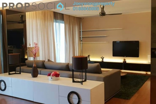 For Rent Condominium at 1 Desa Residence, Taman Desa Freehold Fully Furnished 9R/4B 9k