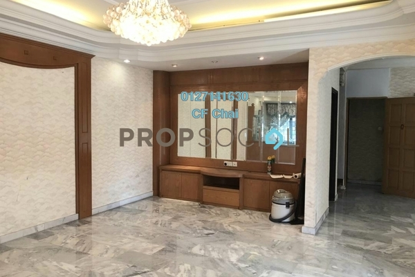 Semi-Detached For Sale in Permas 11, Bandar Baru Permas Jaya Freehold Unfurnished 5R/3B 780k