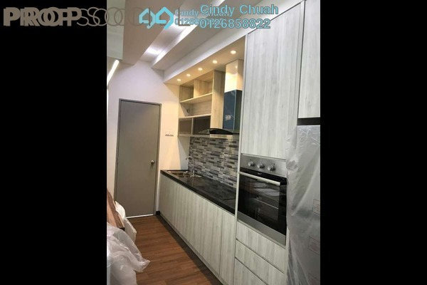 SoHo/Studio For Rent in Silk Sky, Balakong Freehold Fully Furnished 1R/1B 1k