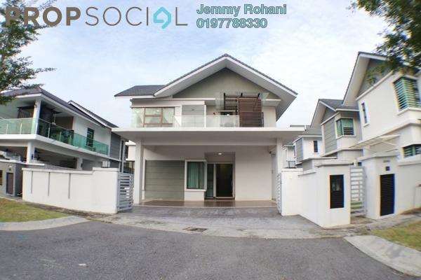 Bungalow For Rent in Cempaka Suria 2, Kota Seriemas Freehold fully_furnished 5R/6B 3.2k