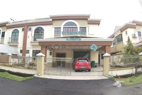 Semi-Detached For Sale in Taman Mulia, Nilai Freehold Semi Furnished 6R/6B 540k