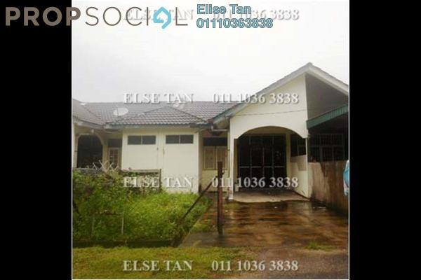 For Sale Terrace at Taman Murni Perdana, Dungun Freehold Semi Furnished 3R/2B 105k