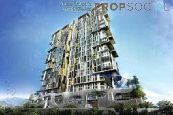 For Sale Condominium at Arte SW, Shah Alam Freehold Fully Furnished 3R/2B 550k