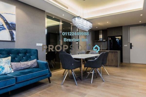 Condominium For Sale in The Ruma, KLCC Leasehold Semi Furnished 2R/3B 1.6m