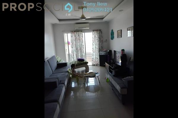 Condominium For Sale in Desa Villa, Taman Desa Freehold Semi Furnished 2R/2B 630k
