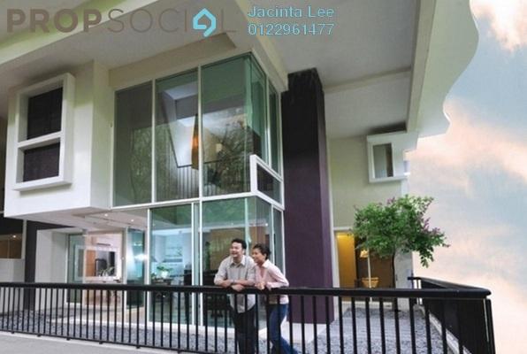 Duplex For Sale in Armanee Terrace I, Damansara Perdana Leasehold Semi Furnished 5R/4B 693k