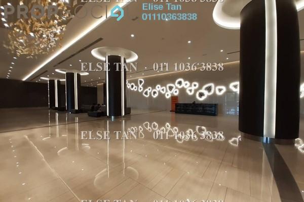 SoHo/Studio For Sale in 28 Boulevard, Pandan Perdana Freehold Semi Furnished 0R/1B 205k