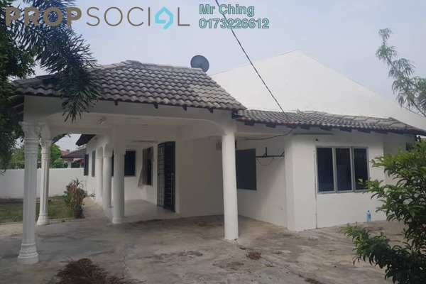 Bungalow For Sale in Section 1, Petaling Jaya Freehold Unfurnished 3R/2B 900k