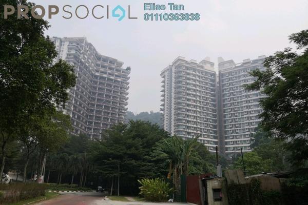 Condominium For Sale in Armanee Terrace II, Damansara Perdana Freehold Semi Furnished 5R/4B 692k