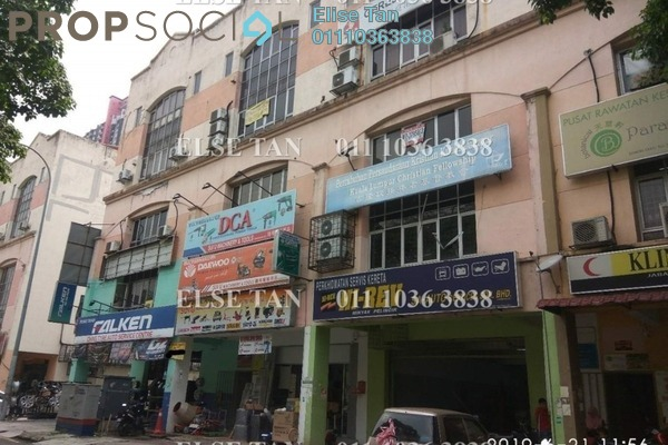 Shop For Sale in Rampai Business Park, Setapak Freehold Semi Furnished 0R/0B 1.18m