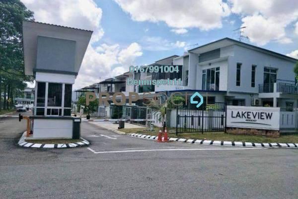 Terrace For Rent in Taman Pelangi Indah, Ulu Tiram Freehold Unfurnished 4R/3B 1.4k