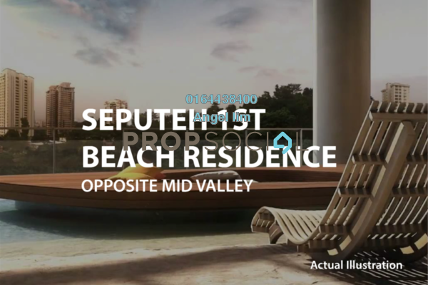 Serviced Residence For Sale in Setia Sky Seputeh, Seputeh Freehold Fully Furnished 4R/5B 3.32m