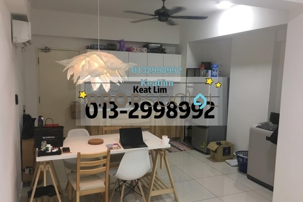 For Sale Condominium at Avenue D'Vogue, Petaling Jaya Freehold Fully Furnished 1R/1B 450k