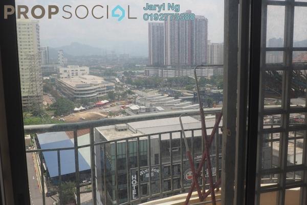 Condominium For Rent in Plaza Prima Setapak, Setapak Freehold Semi Furnished 3R/2B 1.5k