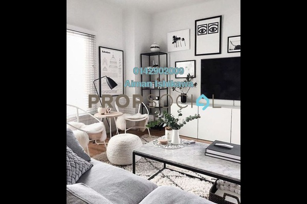 Condominium For Rent in Bistari, Putra Freehold Semi Furnished 3R/2B 1.9k