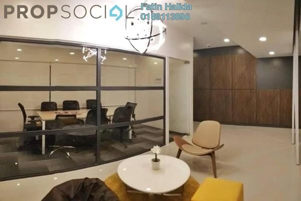 Office For Sale in TTDI Sentralis, TTDI Gateway Freehold Semi Furnished 0R/0B 476k