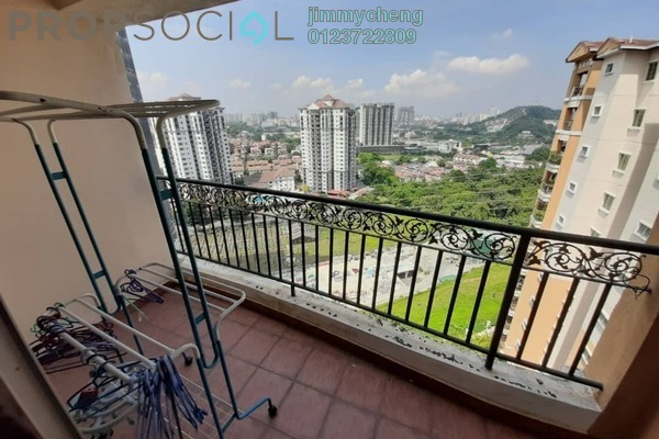 Condominium For Rent in Continental Heights, Kuchai Lama Freehold Fully Furnished 4R/3B 1.9k