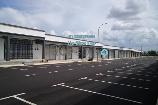 Shop For Rent in Setia Indah, Tebrau Freehold Unfurnished 0R/2B 1.5k