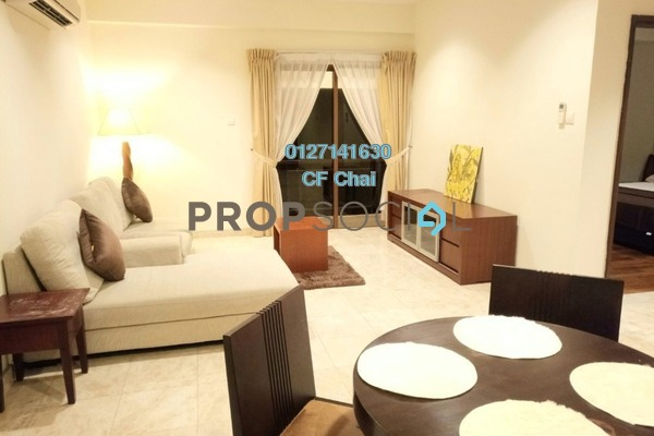 Serviced Residence For Rent in The Enclave @ Pulai Springs Resort, Pulai Freehold Fully Furnished 3R/2B 2k