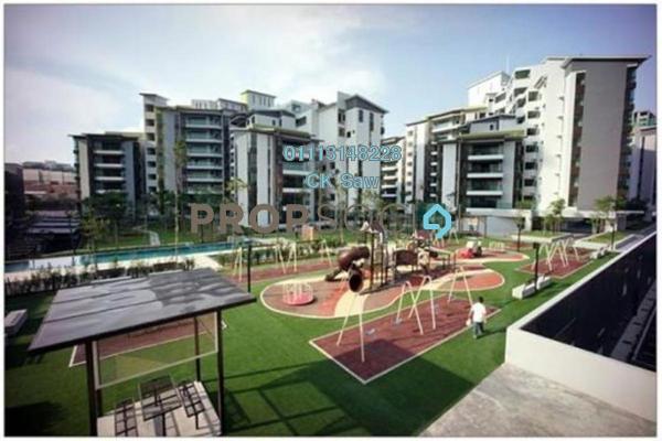 Condominium For Rent in Serin Residency, Cyberjaya Freehold Fully Furnished 3R/2B 1.6k