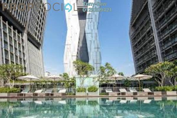 Condominium For Sale in The Fennel, Sentul Leasehold Fully Furnished 4R/2B 950k