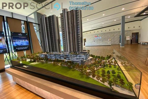 Condominium For Sale in Sunway Avila Residences, Wangsa Maju Freehold Semi Furnished 2R/2B 438k