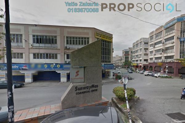 Office For Sale in SunwayMas Commercial Centre, Kelana Jaya Freehold Fully Furnished 0R/0B 240k